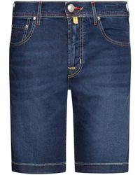 Jacob Cohen J6636 Jeansshorts in Blue für Herren