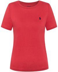 Polo Ralph Lauren Red T-Shirt
