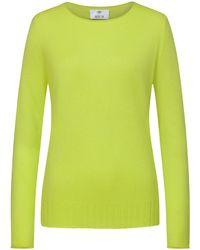 Allude Green Pullover