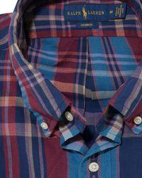 Polo Ralph Lauren Casualhemd Custom Fit in Blue für Herren