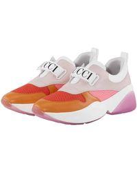 Emilio Pucci Orange Sneaker