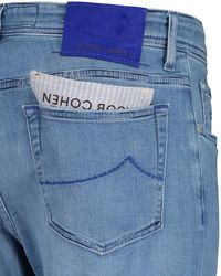 Jacob Cohen J688 Jeans Slim Fit in Blue für Herren