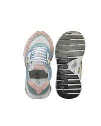 Premiata Blue Zac-Zac Sneaker