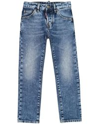 DSquared² Blue Cool Guy Mädchen-Jeans