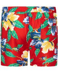 Polo Ralph Lauren Badeshorts in Red für Herren