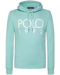 Polo Ralph Lauren Sweatshirt in Blue für Herren