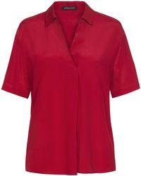 Strenesse Red Blusenshirt