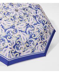 LOFT - Blue Seashell Umbrella - Lyst