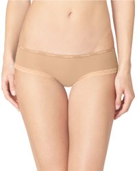Calvin Klein | Brown Bottoms Up Hipster Panties | Lyst