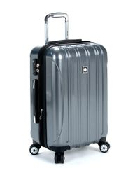 Delsey | Metallic Helium Aero 21-inch Expandable Spinner Trolley for Men | Lyst