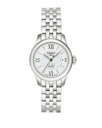 Tissot Metallic Ladies Le Locle Stainless Steel Two-tone Watch