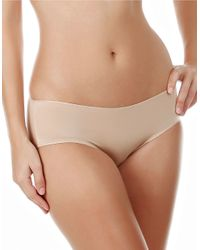 Felina | Natural Body Luxe Hipster Panty | Lyst