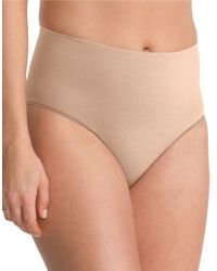 Spanx   Natural Everyday Shaping Briefs   Lyst