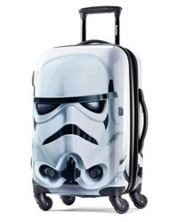 American Tourister Blue Star Wars 21-inch Carry-on Spinner