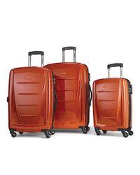 Samsonite | Orange Winfield 2 Fashion Spinner Set for Men | Lyst