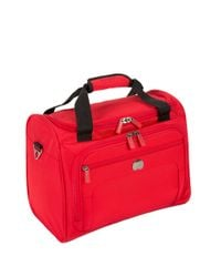 Delsey - Red Helium Sky 2.0 Personal Tote Bag - Lyst