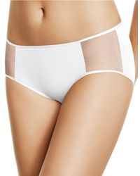Wacoal | White Body By Hipster Brief | Lyst