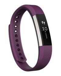 Fitbit - Purple Alta Activity Wristband - Lyst