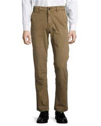 Lucky Brand | Multicolor ?cotton-blend Straight-leg Pants for Men | Lyst