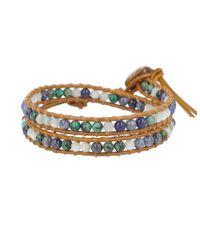 Chan Luu   Blue Turquoise & Sterling Silver Bracelet   Lyst