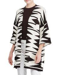 Lauren by Ralph Lauren | Black Linen-blend Jacket | Lyst