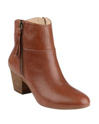Nine West | Multicolor Hannigan High Heel Ankle Boots | Lyst