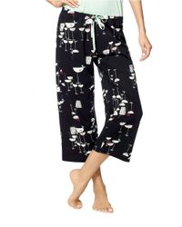 Hue - Black Plus Midnight Cocktail Relaxed Fit Pajama Pants - Lyst