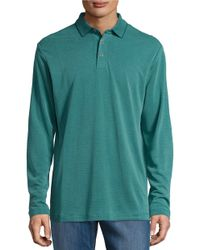 Tommy Bahama | Green Ocean View Polo for Men | Lyst
