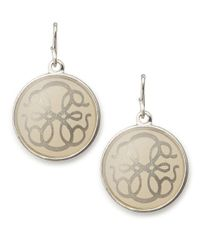 ALEX AND ANI | Metallic Path Of Life Necklace Charm | Lyst