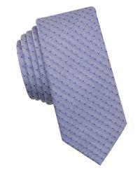 Original Penguin   Blue Springton Dot Tie for Men   Lyst
