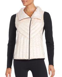 Calvin Klein | Multicolor Down Puffer Vest | Lyst