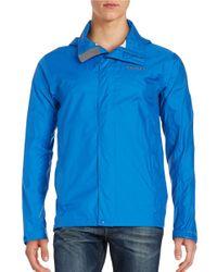 Marmot   Blue Precip Jacket for Men   Lyst