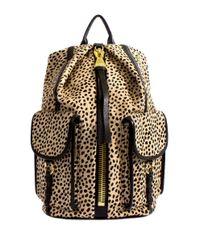 Aimee Kestenberg | Multicolor Tamitha Calf Suede Cargo Backpack | Lyst
