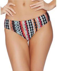 Ella Moss | Multicolor The Dreamer Retro Reversible Bikini Bottom | Lyst