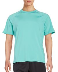 Tommy Bahama   Blue Surf Chaser Upf 30 Tee for Men   Lyst