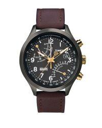 Timex - Brown Mens Chronograph Intelligent Quartz Indigloãâ Watch for Men - Lyst