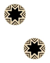 House of Harlow 1960 | Metallic Starburst Studs | Lyst