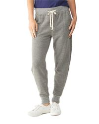 Alternative Apparel | Gray Fleece Lined Jogger Pants | Lyst