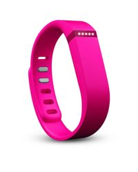 Fitbit - Pink Flex Activity Tracker Wristband - Lyst