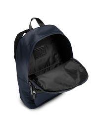 Michael Kors - Blue Nylon Backpack for Men - Lyst