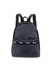 LeSportsac | Black Basic Backpack Bag | Lyst