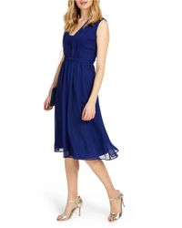 Phase Eight | Blue Tianna Solid Dress | Lyst