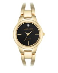 Anne Klein | Metallic Analog Bangle Bracelet Watch | Lyst