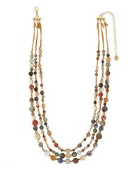 Chan Luu - Metallic 18k Goldplated Sterling Silver Necklace - Lyst