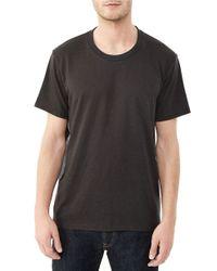 Alternative Apparel | Black Pre-game Cotton Modal T-shirt for Men | Lyst