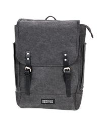 Kenneth Cole Reaction | Gray The Day It Used To Be Computer Rucksack Backpack for Men | Lyst