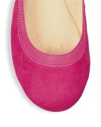 Bandolino Pink Edition Ballet Flats