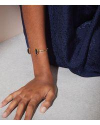 Lou & Grey - Metallic Soko Split Moon Cuff Bracelet - Lyst