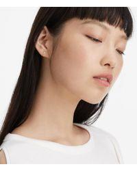 Lou & Grey | Metallic I Like It Here Club Ace Of Wands Stud Earrings | Lyst