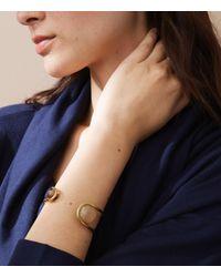 Lou & Grey - Metallic Soko Sawa Channel Cuff Bracelet - Lyst